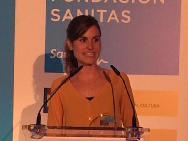 La Dra. Pilar Bambó Rubio, entre los tres mejores residentes de España 2015
