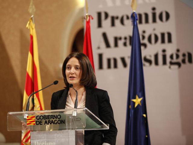 Premio Aragón Investiga 2016 para la Dra. Elena García-Martín